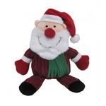 Плюшевая игрушка «Зимняя Сказка» Дед Мороз (18 см)