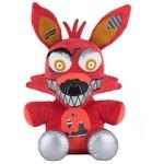 Мягкая игрушка ФНАФ. Кошмарный Фокси (18 см.)