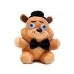 Мягкая игрушка ФНАФ. Медведь Фредди (15 см.)