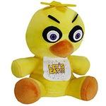 Мягкая игрушка ФНАФ. Цыплёнок Чика (18 см.)