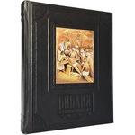 Подарочная книга в кожаном переплете. Библия в гравюрах Гюстава Доре