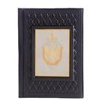 Кожаная обложка на паспорт. «ФСБ»