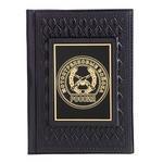 Кожаная обложка на паспорт. «Мотострелковые войска»