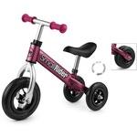 Беговел-каталка для малышей Small Rider Jimmy (вишня)
