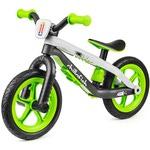 Легкий детский беговел в стиле трюкового Chillafish BMXie-RS (Бээмыкси) (зеленый)
