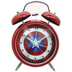 Часы-Будильник Супергерои. Капитан Америка