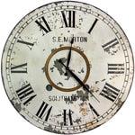 Настенные часы. Карта мира (60 х 60 см)