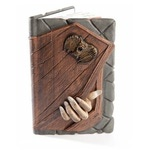 Подарочный блокнот. Дневник вампира 3D (Эффектная трехмерная обложка)