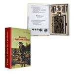 """Книга-сюрприз """"Советы бывалого рыбака"""" (фляжка и стаканчики)"""