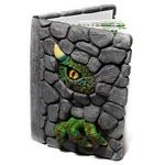 Подарочный блокнот. Тайный дневник дракона 3D (Эффектная трехмерная обложка)