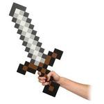 Большой пиксельный меч Майнкрафт