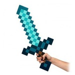 Меч Алмазный пиксельный 60см