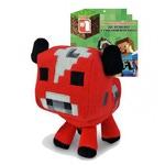 Плюшевая игрушка Майнкрафт. Детеныш грибной коровы (18см)