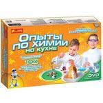 Набор для экспериментов. Опыты по химии на кухне (100 интересных и безопасных опытов)