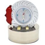 Часы-будильник «Тормозной диск»