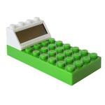 "Калькулятор ""Конструктор"" (цвет зеленый)"