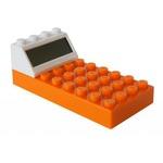 """Калькулятор """"Конструктор"""" (цвет оранжевый)"""