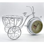 Подарочные часы. Трехколесный велосипед