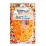 Резиночки для плетения (1000 шт). Цвет персиковый