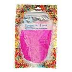 Резиночки для плетения (1000 шт). Цвет с блестками розовый