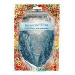 Резиночки для плетения (1000 шт). Цвет с блестками голубой