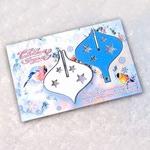 """Подарочная деревянная открытка-трансформер """"С Новым Годом!"""""""