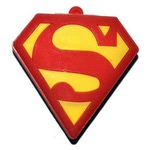 Подарочная флешка. Marvel. Эмблема Супермена