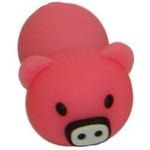 Подарочная флешка. Свинья розовая