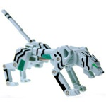 Подарочная флешка. Робот-трансформер. Собака