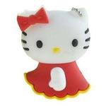 Подарочная флешка. Hello Kitty. Цвет красный