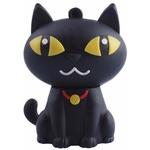 Подарочная флешка. Черный кот