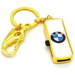 Подарочная металлическая флешка. Брелок BMW