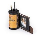 """Оригинальная фоторамка с подставкой для ручек """"Фотоплёнка """"Kodak"""""""