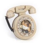 """Фоторамка """"Телефон дисковый"""""""