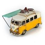 """Модель Ретро """"Автобус Volkswagen Transporter T2"""" с фоторамкой"""
