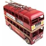 """Модель Ретро """"Лондонский троллейбус"""""""