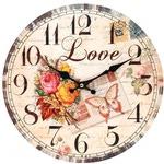 """Часы настенные """"Любовь"""""""