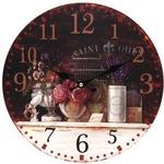 """Часы настенные """"Вечерний Прованс"""""""