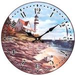 """Часы настенные """"На берегу моря"""""""