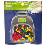 Набор пикселей-битов для рюкзаков Kids. 200 штук в упаковке. Базовый