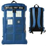 Рюкзак из искусственной кожи. Тардис (из сериала Доктор Кто)